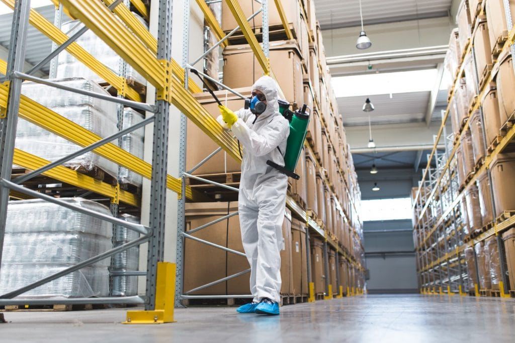 Industrial & Commercial Pest & Termite - Clifford Pest Control